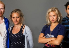 Foto: Micke Grönberg/Sveriges Radio, montage Marie J)